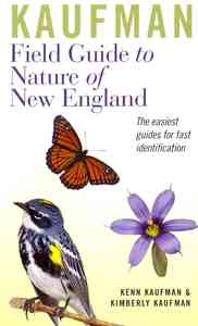 Kaufman Field Guide to Nature of New England - Kenn Kaufman (Paperback) - Cover