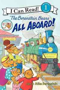 The Berenstain Bears All Aboard! - Jan Berenstain (Paperback) - Cover