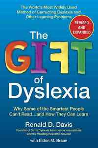 The Gift of Dyslexia - Ronald D. Davis (Paperback) - Cover