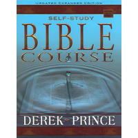 Self-Study Bible Course - Derek Prince (Paperback)