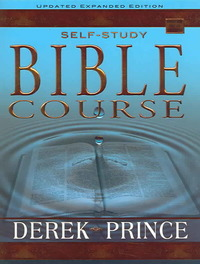 Self-Study Bible Course - Derek Prince (Paperback) - Cover