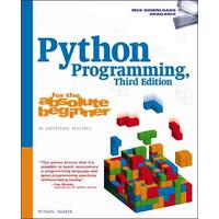Python Programming for the Absolute Beginner - Michael Dawson (Paperback)