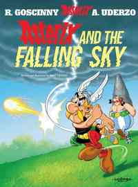 Asterix and the Falling Sky - Rene Goscinny (Paperback) - Cover