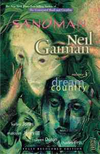 The Sandman 3 - Neil Gaiman (Paperback) - Cover