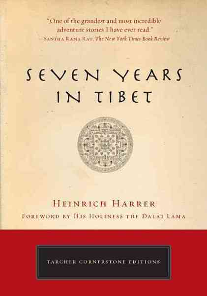 essay on seven years in tibet His book seven years in tibet had been published in 1953 and was a bestseller   kenneth rayner johnson, in his essay the strange case of lobsang.