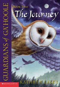 The Journey - Kathryn Lasky (Paperback) - Cover