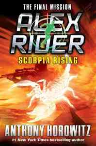 Scorpia Rising - Anthony Horowitz (School And Library) - Cover