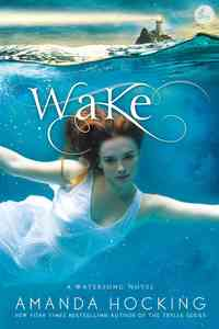 Wake - Amanda Hocking (Paperback) - Cover