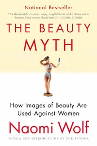 The Beauty Myth - Naomi Wolf (Paperback) - Cover