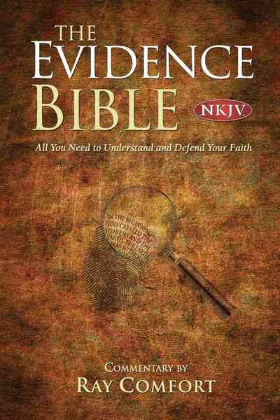 The Evidence Bible, Nkjv - Ray Comfort (Hardcover)
