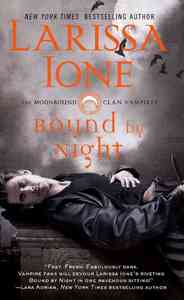 Bound by Night - Larissa Ione (Paperback) - Cover