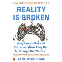 Reality Is Broken - Jane Mcgonigal (Paperback)