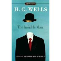 The Invisible Man - H. G. Wells (Paperback)