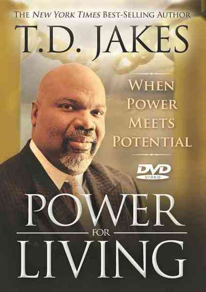 When Power Meets Potential - T  D  Jakes (Hardcover)