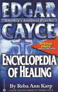 Edgar Cayce Encyclopedia of Healing - Reba Ann Karp (Paperback) - Cover