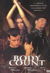 Body Count (DVD) - Cover