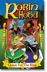 Robin Hood Quest for the King Full Screen Movie free download HD 720p