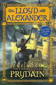 The Chronicles of Prydain - Lloyd Alexander (Paperback) - Cover