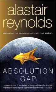 Absolution Gap - Alastair Reynolds (Paperback) - Cover