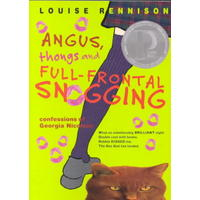 Angus, Thongs and Full-Frontal Snogging - Louise Rennison (Paperback)
