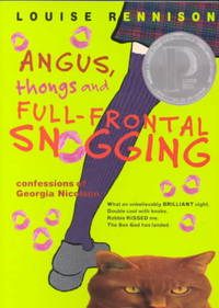 Angus, Thongs and Full-Frontal Snogging - Louise Rennison (Paperback) - Cover