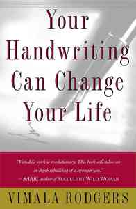 Your Handwriting Can Change Your Life - Vimala Rodgers (Paperback) - Cover