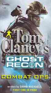 Tom Clancy's Ghost Recon - David Michaels (Paperback) - Cover