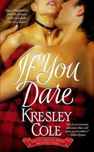 If You Dare - Kresley Cole (Paperback) - Cover