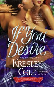If You Desire - Kresley Cole (Paperback) - Cover