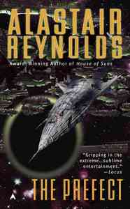 The Prefect - Alastair Reynolds (Paperback) - Cover