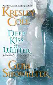 Deep Kiss of Winter - Kresley Cole (Paperback) - Cover