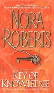 Key of Knowledge - Nora Roberts (Paperback) - Cover