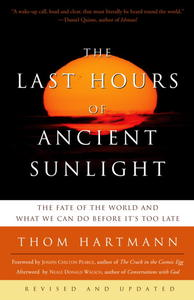 Last Hours of Ancient Sun - Thom Hartmann (Paperback) - Cover