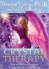Crystal Therapy - Doreen Virtue (Paperback)