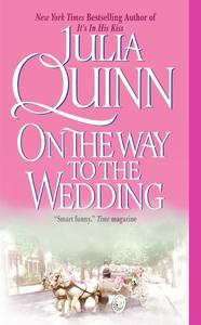 On the Way to the Wedding - Julia Quinn (Paperback) - Cover