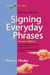 Signing Everyday Phrases - Mickey Flodin (Paperback)