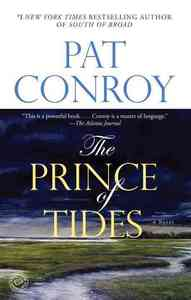 The Prince of Tides - Pat Conroy (Paperback) - Cover