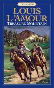 Treasure Mountain - Louis L'Amour (Paperback) - Cover