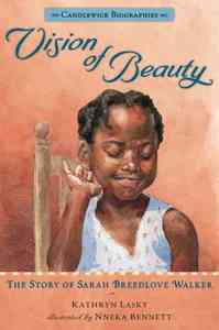 Vision of Beauty - Kathryn Lasky (School And Library) - Cover