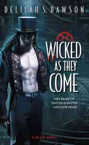 Wicked As They Come - Delilah S. Dawson (Paperback) - Cover