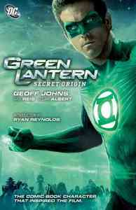 Green Lantern - Geoff Johns (Paperback) - Cover