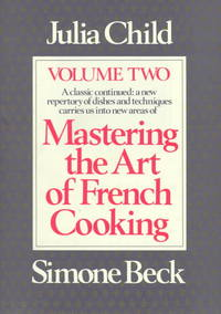 Mastering the Art of French Cooking - Julia Child (Hardcover) - Cover