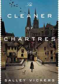 The Cleaner of Chartres - Salley Vickers (CD/Spoken Word) - Cover