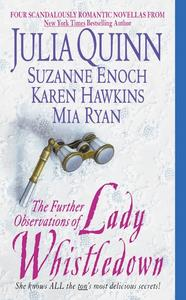 The Further Observations of Lady Whistledown - Julia Quinn (Paperback) - Cover