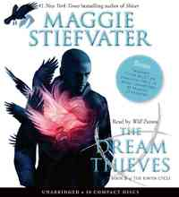 The Dream Thieves - Maggie Stiefvater (CD/Spoken Word) - Cover