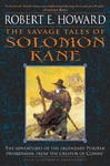The Savage Tales of Solomon Kane - Robert E. Howard (Paperback)