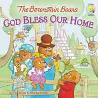 God Bless Our Home - Jan Berenstain (Paperback) - Cover