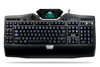Logitech G19 Gaming Keyboard with Tiltable Colour Gamepanel LCD (320x240)
