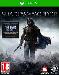 Middle-Earth: Shadow of Mordor (Xbox One) - Cover