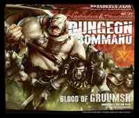 Dungeon Command: Blood of Gruumsh - Dungeons & Dragons (Miniatures) - Cover